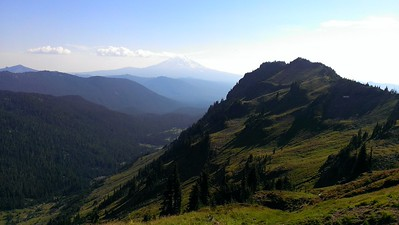 I believe this is Mt Adams