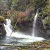 Upper Falls - South Fork Clackamas River