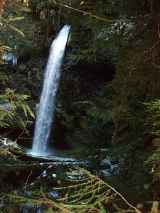 3 Lynx Creek Waterfall
