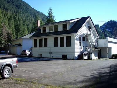 Old Schoolhouse in Three Lynx
