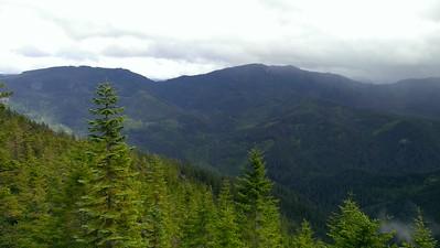 View from Wanderers Peak
