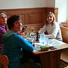 Lunch on Day 1 in Binn