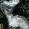Waterfall on Mountaineer Creek