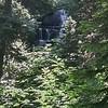 Waterfall on un-named creek below Colchuck Lake