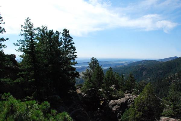 Arthur's Rock Trail