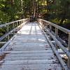 Bridge across Granite creek