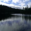 Thomas Lake in Indian Heaven Wilderness