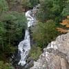 White Oak Canyon top falls