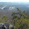 South Fork of the Shenandoah River and the Blue Ridge