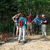 at Fridley Gap Trail