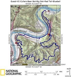 Shenandoah River SP 2012-12-21