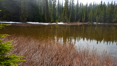 Lake at Cache Meadow
