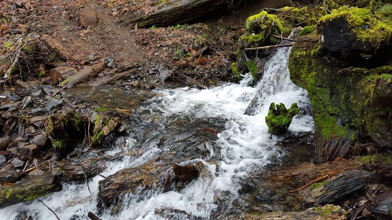 Rimrock creek crossing