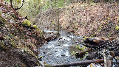 Most recent Rimrock creek washout