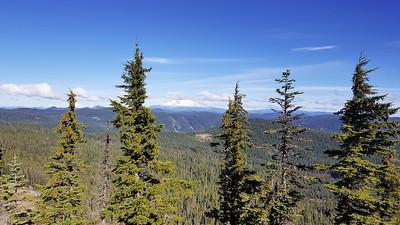 Mt Hood from Rimrock overlook