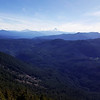 View from overlook - Mt Jefferson