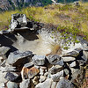 Some kind of water trough -on Beullers Bluff - Stehekin, Washington