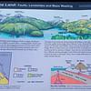 Info board at Diablo Lake Viewpoint