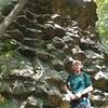 Compton Peak Basalt Columnar Fault