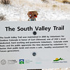 The South Valley Trail