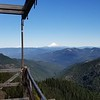 Mt Hood from Bull of the Woods Lookout