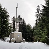 The radio repeater (or whatever it is) up on Squaw Mountain