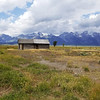 Mormon Row in the Grand Tetons