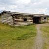 Cunningham cabin - outside