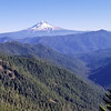 Mt Hood from Sheepshead rock