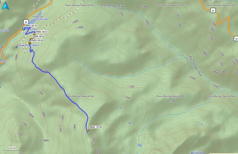 20170725_RMNP 12150 peak_track