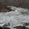 Ice on Passage Creek