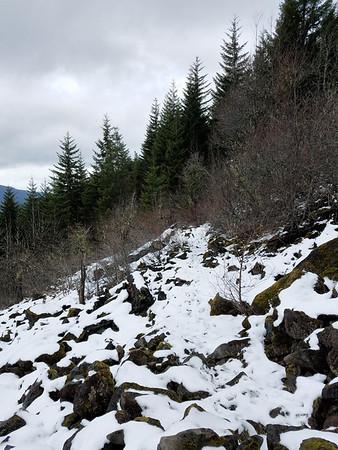 Cripple Creek to Snow