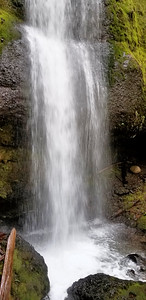 Music Creek Falls just off road 4550