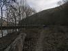 20 Applachian Trail approaching Shenandoah River crossing