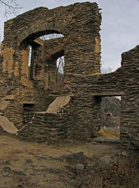 37 Remains of St  John's Episcopal Church, 1852-1895