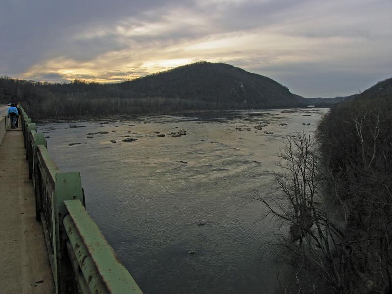 41 Sandy Hook Bridge  (US 340) over Potomac_Loudoun Heights