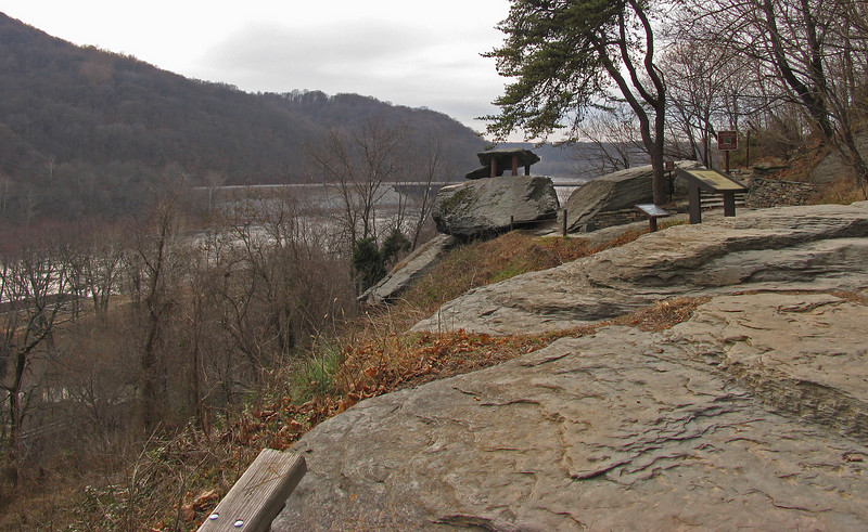 36 Jeffersons Rock at Harpers Ferry, WV