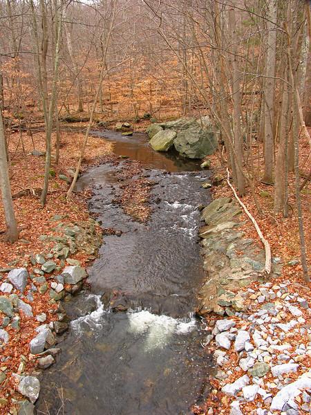 29 Big Hunting Creek from Catoctin Hollow Road Bridge