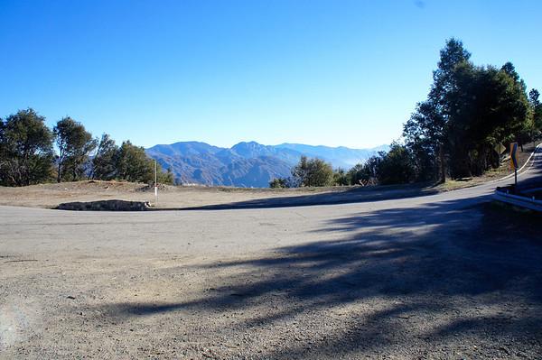5 Peaks - San G Pk to Mt. Lowe - 2/25/14