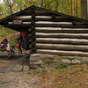 052 Curt Peggy Ryan at Pine Knob Shelter