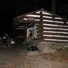 054 Friday night at Pine Knob Shelter