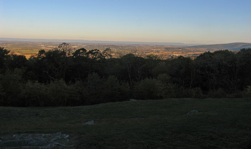 005 View of Cumberland Valley from Pen Mar Park