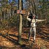 009 Curt at blue-blazed High Rock Loop Trail
