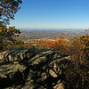 008 Cumberland Valley view at after 440 ft  climb