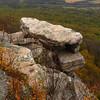 045 Rock outcropping at Black Rock Cliffs