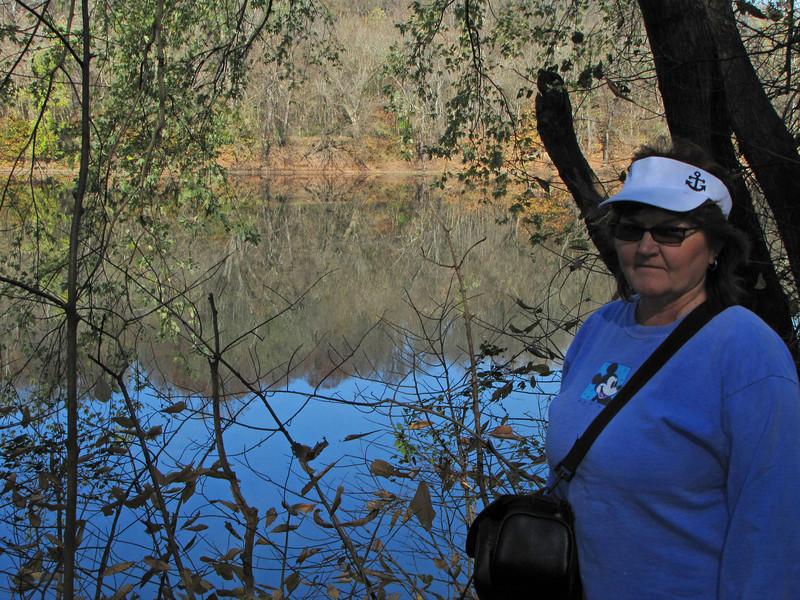 17 Ann_W VA shore reflection in Potomac