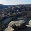 42 Maryland Heights view of Harpers Ferry, WV