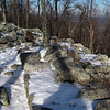 72 Stone Fort Ruins at the summit of Maryland Heights
