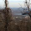 62 Maryland Heights eastward view of Potomac River valley
