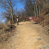 05 Trailhead_Maryland Hgts Trail_Harpers Ferry Road